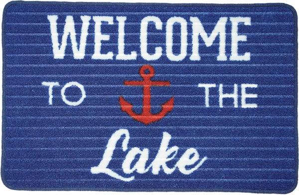 Lake Floor Mat