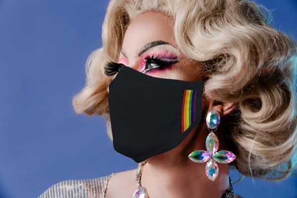 Rainbow Pride For LGBTQ