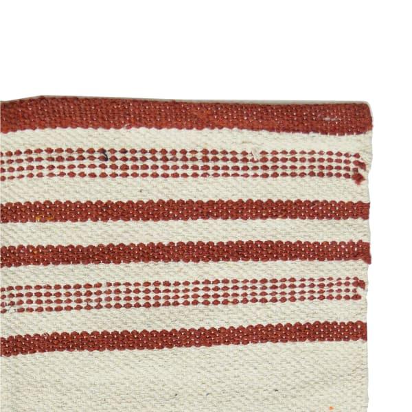 Woven Cotton Runner Rug
