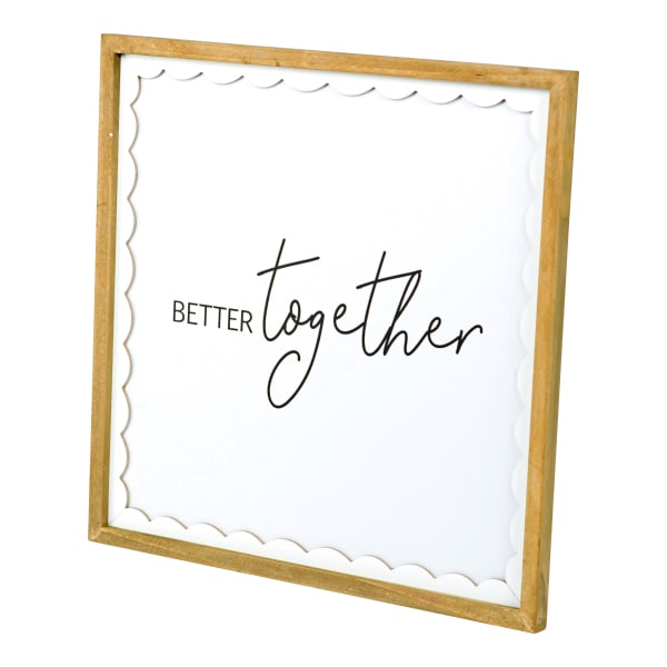 Together Wall Sign