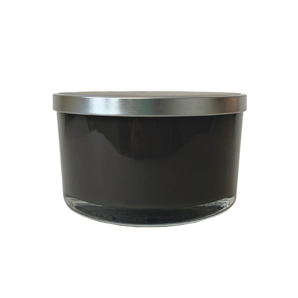 Pier 1 Amber Musk Filled 3-Wick Candle 14oz