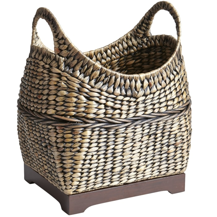 Saigon Brown Wicker Basket