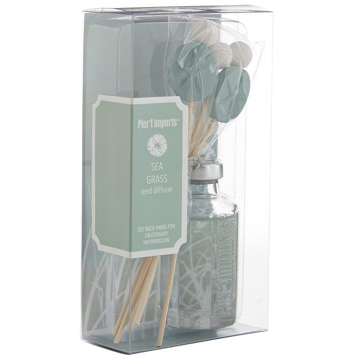 Sea Grass Mini Reed Diffuser