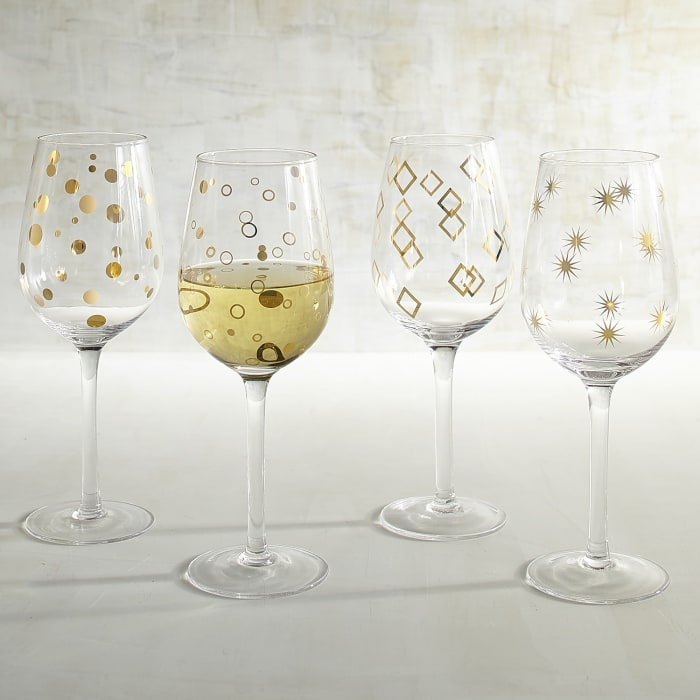 Luna Wine Glass Set of 4