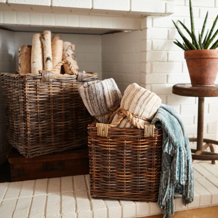 Colebrook Large Basket