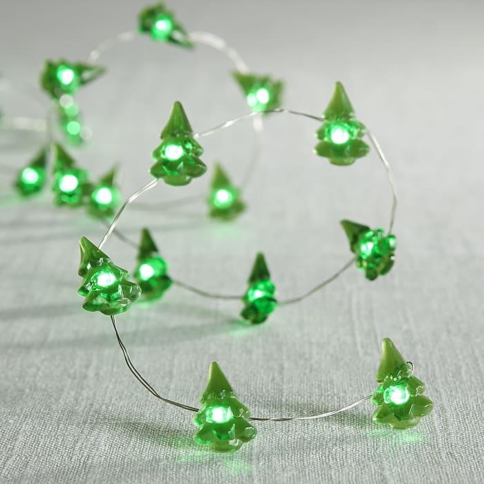 Christmas Tree 10' LED Glimmer Strings®