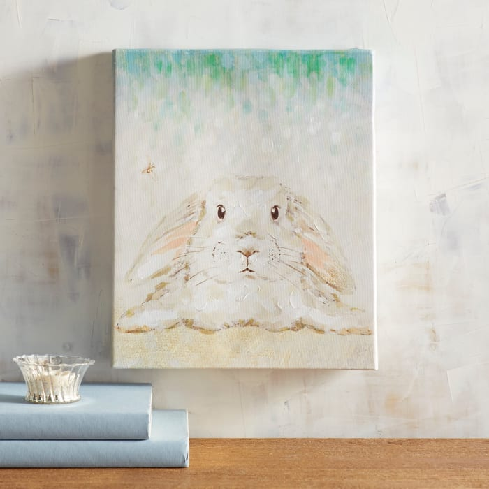 Sweetest Easter Bunny Art