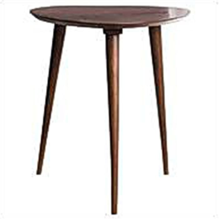 Nina Walnut End Table
