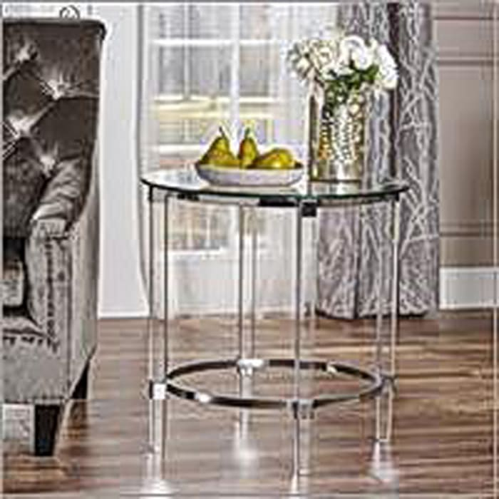 Orianna Circular Side Table
