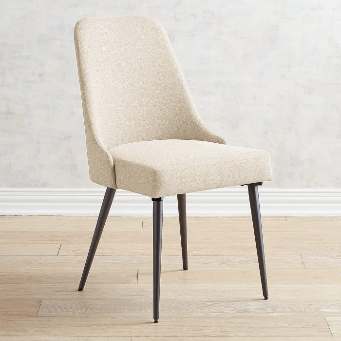 Rissa Mod Ivory Dining Chair