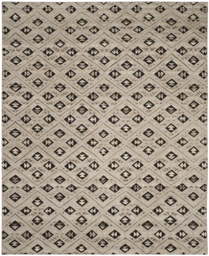 Cody 315 8' X 10' Gray Wool Rug