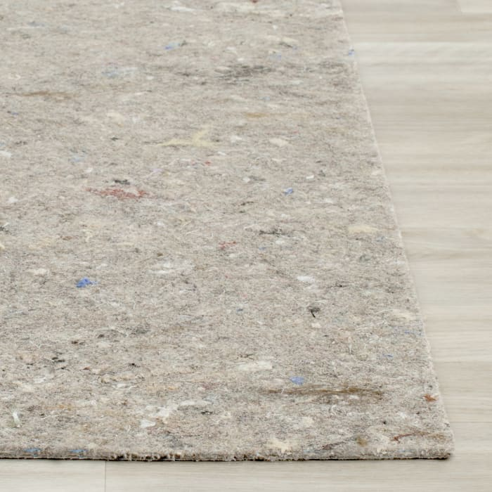 Dura Pad 2' X 6' Gray Polyester Rug