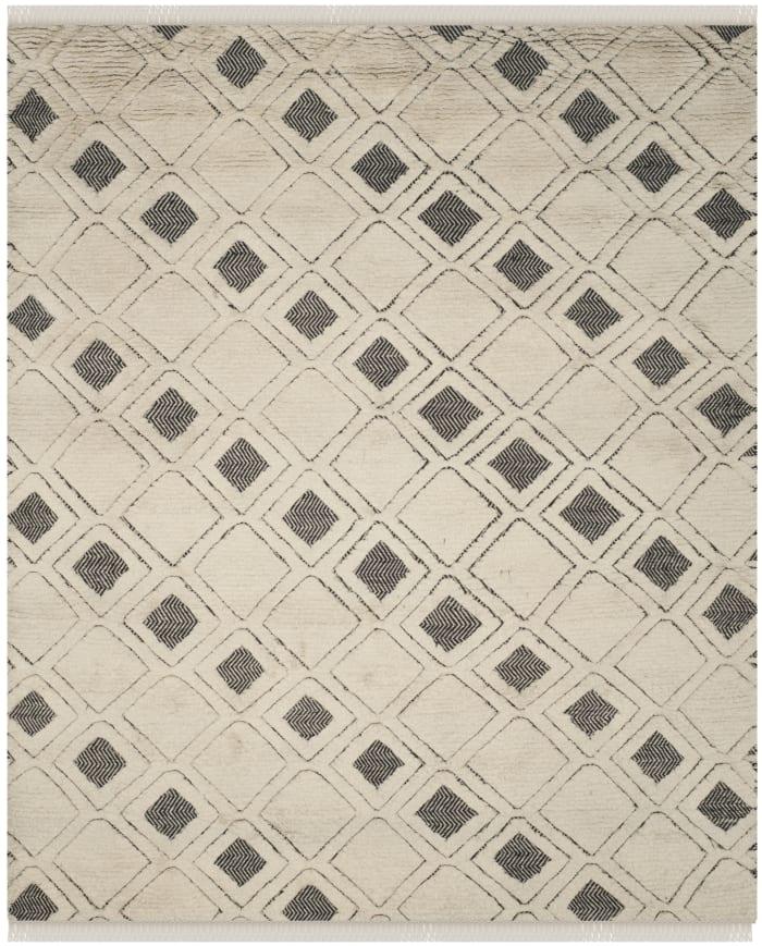 Gypsy 805 8' X 10' Ivory Wool Rug