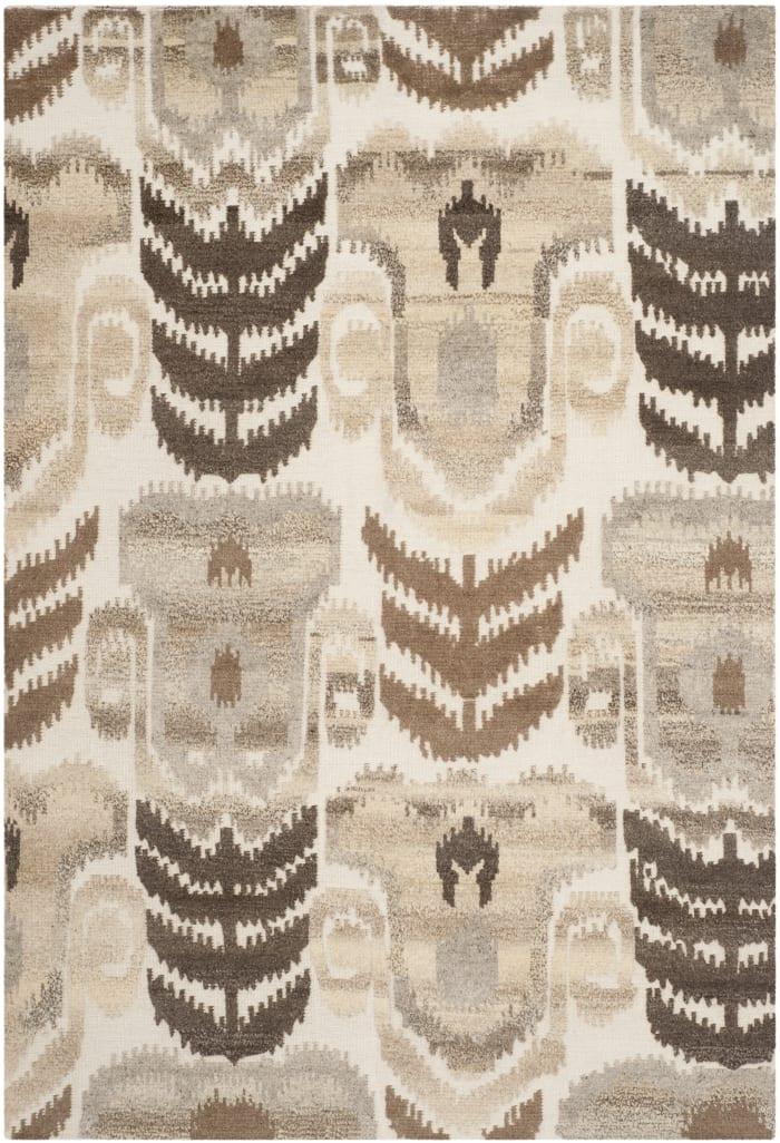 Gypsy 815 9' X 12' Natural Wool Rug