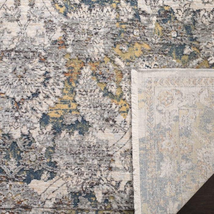 Montgomery 124 4' X 6' Beige Polyester Rug