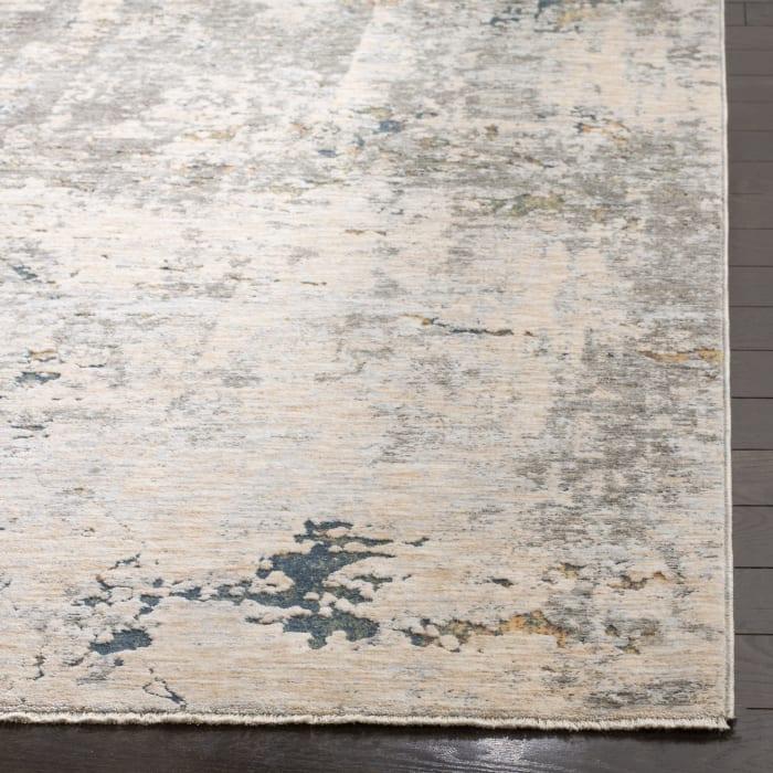 Montgomery 131 4' X 6' Beige Polyester Rug
