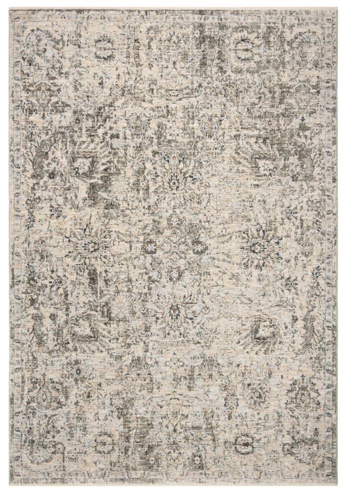 Montgomery 194 4' X 6' Beige Polyester Rug
