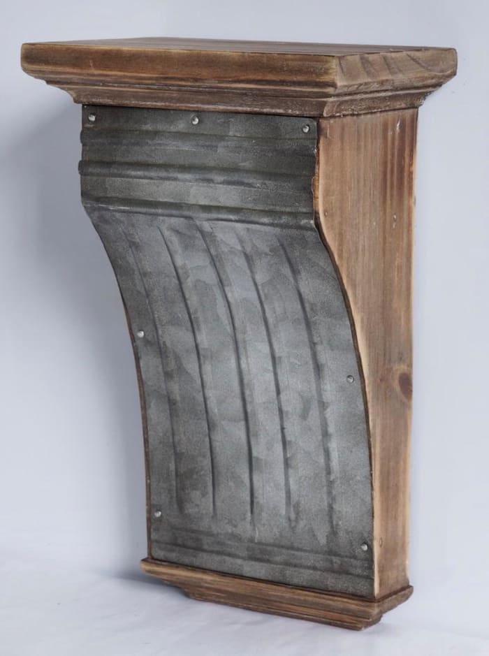 Architectural Corbel Sconce Shelf A