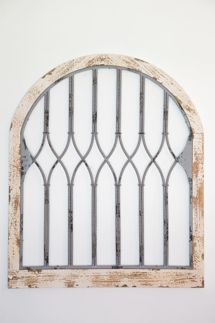 Arch with Metal Insert
