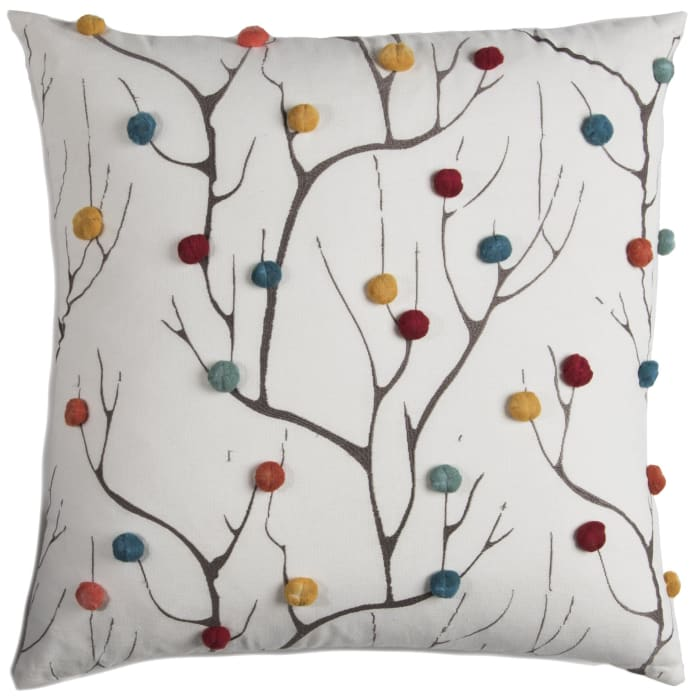 Rizzy Home Abstract dimensional tree20