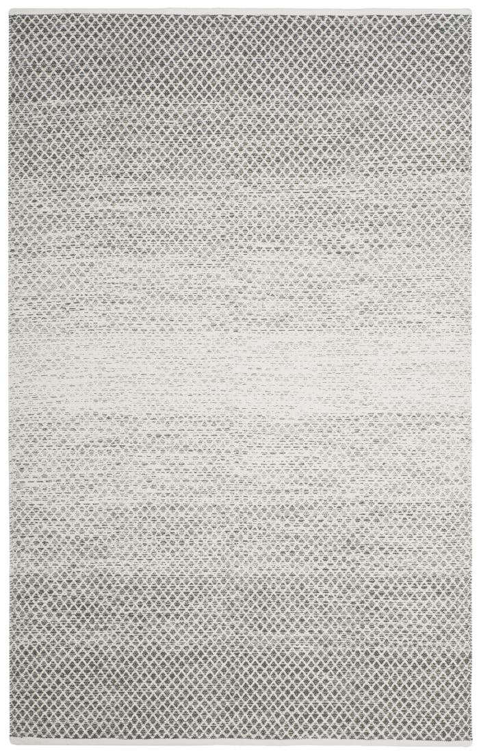 Altman 601 8' X 10' Gray Cotton Rug