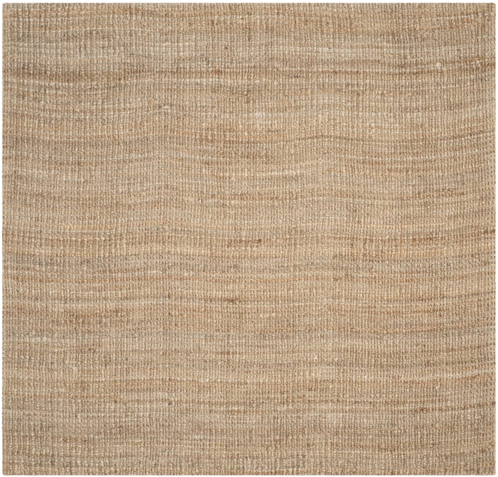 Danford 447 6' X 6' Square Natural Jute Rug