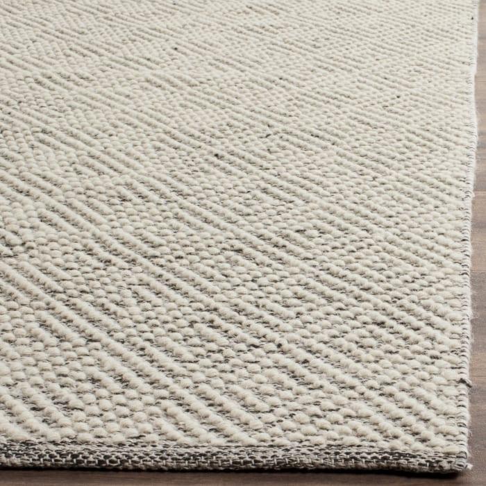 Chipley 503 6' X 9' Ivory Wool Rug