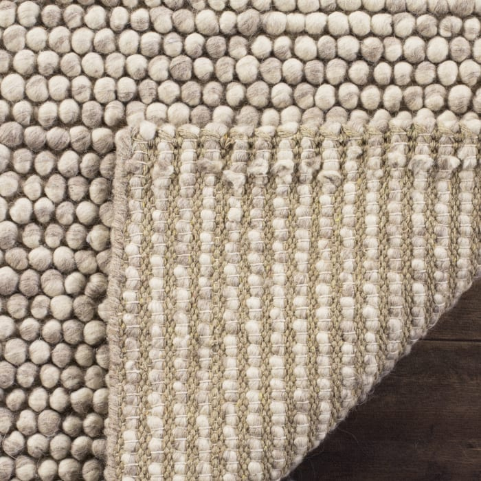 Chipley 620 2' X 12' Tan Wool Rug