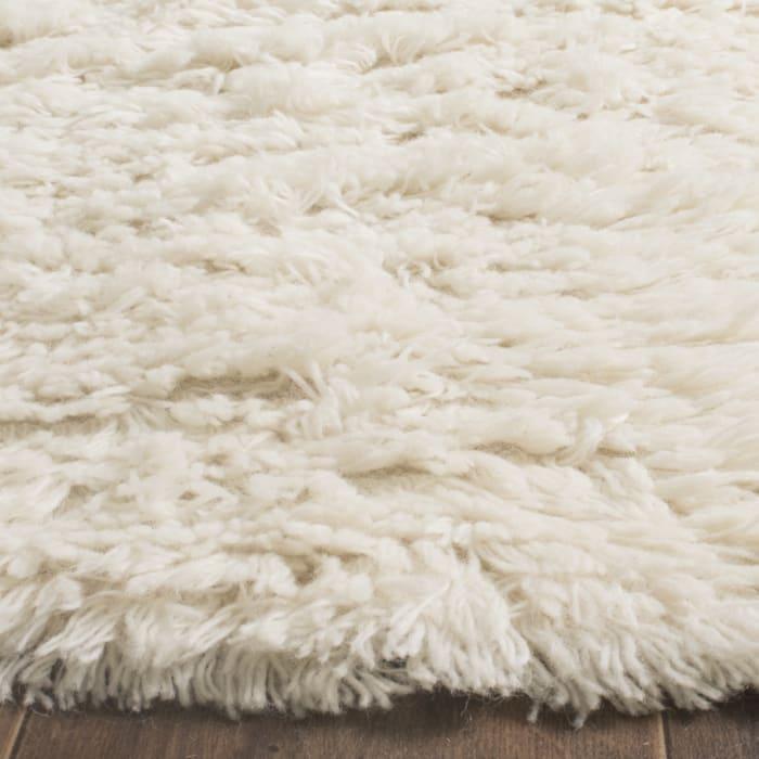 Gypsy 711 8' X 10' Ivory Wool Rug