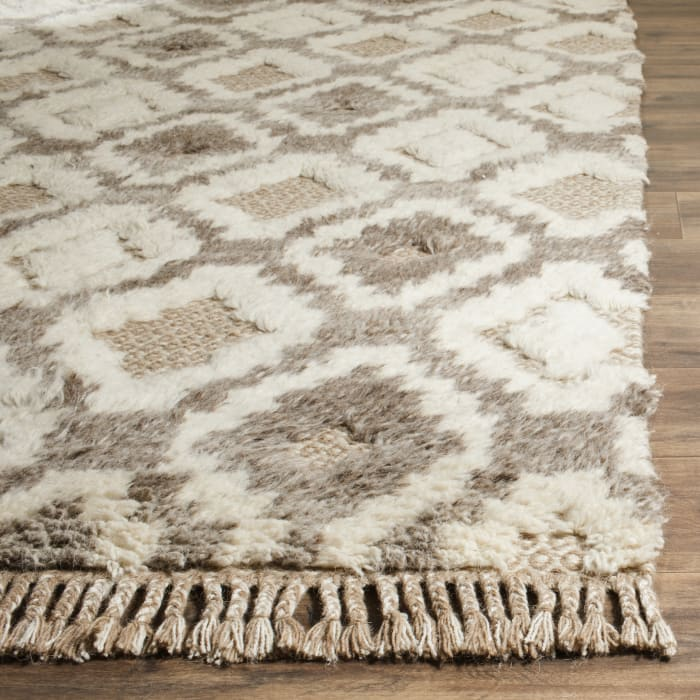 Gypsy 807 9' X 12' Natural Wool Rug