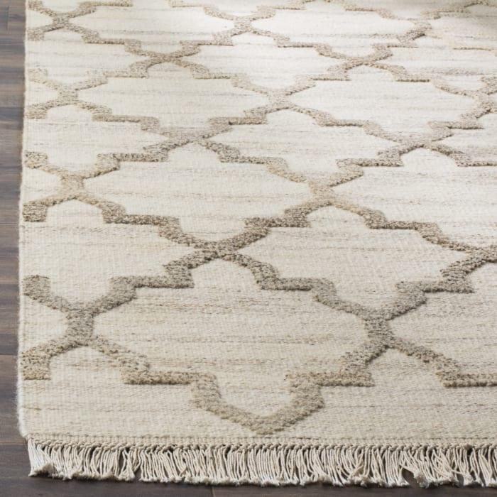 Gypsy 825 6' X 9' Natural Wool Rug
