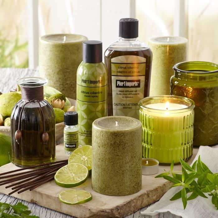 Citrus Cilantro® Fragrance Oil