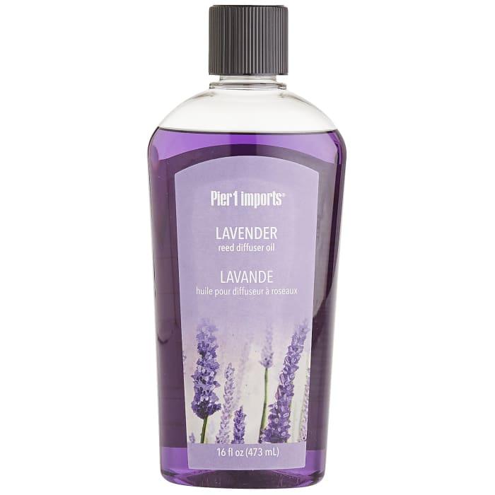 Reed Diffuser Refill Oil Lavender 16oz
