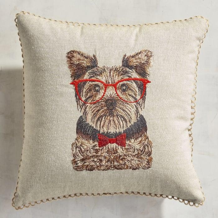 Furry Friends Mini Dog Pillow