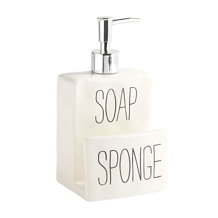 Hostess Soap & Sponge Caddy