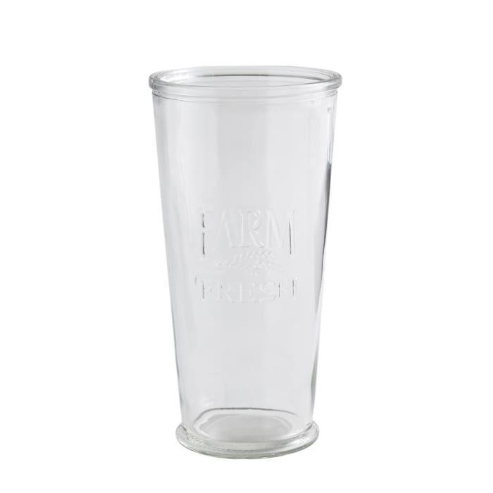 Farm Fresh Jumbo Iced Tea Glass