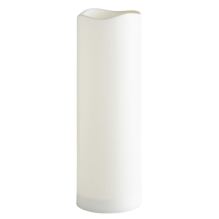 Deco Wick™ 4x12 Outdoor LED Pillar Candle