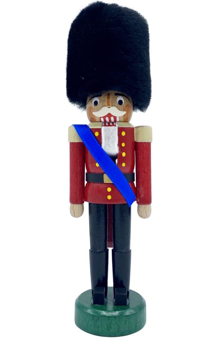 Mini Nutcracker - British Soldier