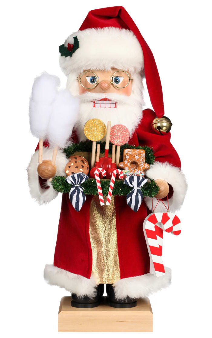 Christian Ulbricht Nutcracker - Candy Santa
