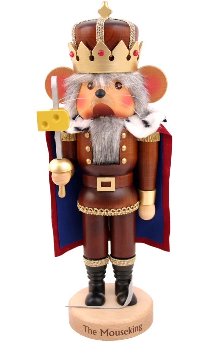 Christian Ulbricht Nutcracker - Mouse King
