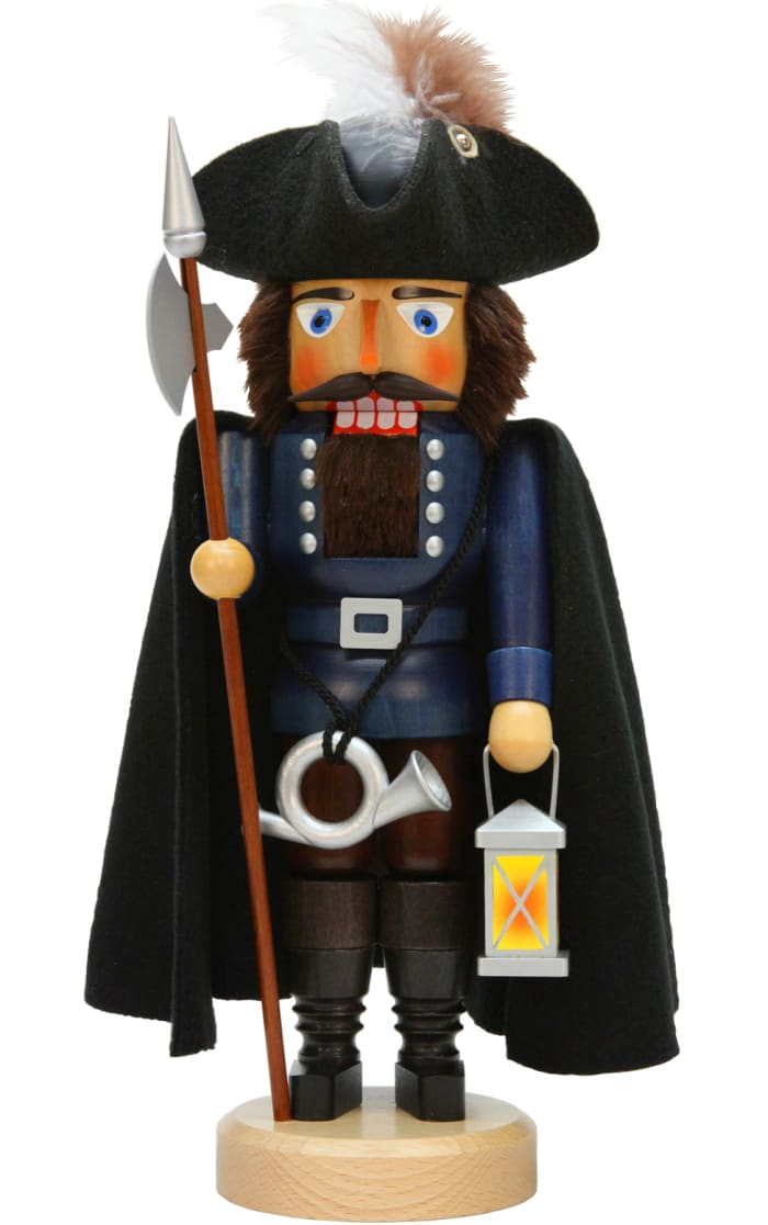Christian Ulbricht Nutcracker - Nightwatchman -