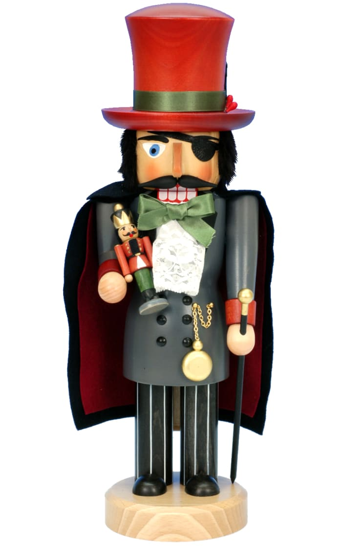 Christian Ulbricht Nutcracker, Drosselmeyer