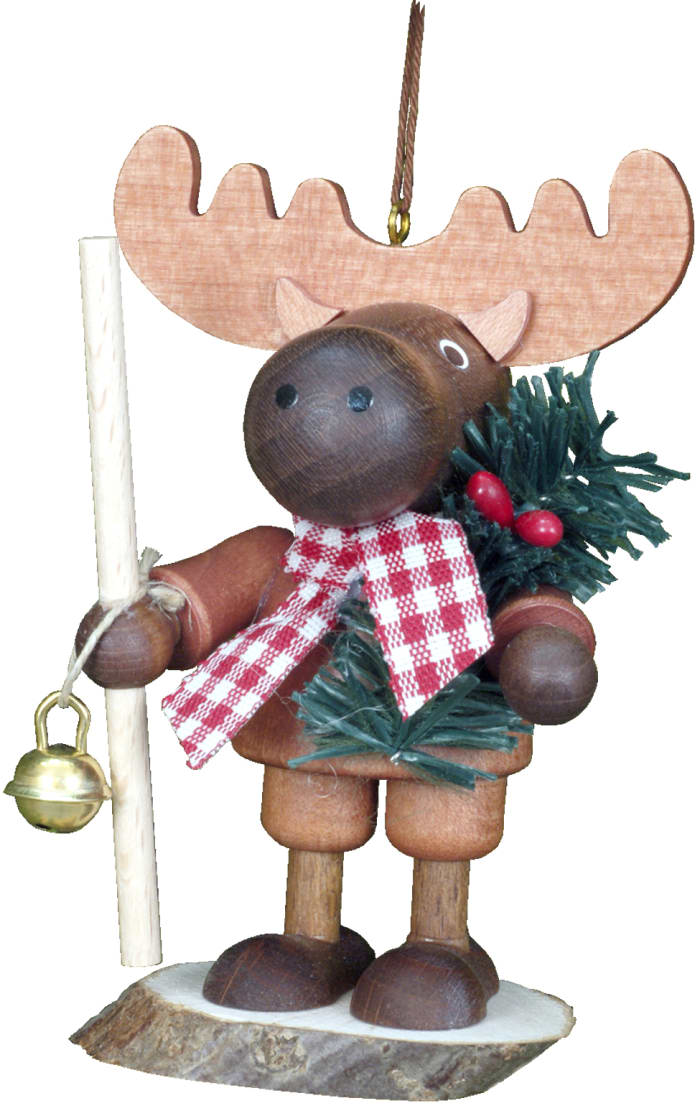 Christian Ulbricht Ornament - Elk