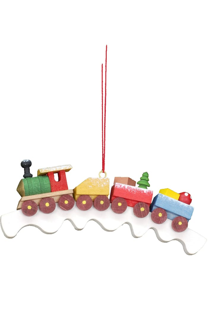 Christian Ulbricht Ornament - Train