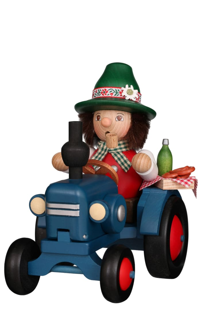 Christian Ulbricht Incense Burner - Bavarian on Tractor