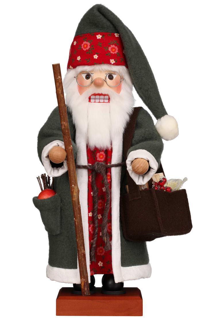 Christian Ulbricht Nutcracker - Santa with Fruit