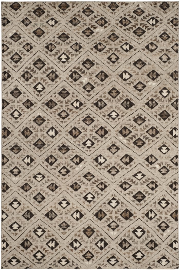Cody 315 6' X 9' Gray Wool Rug