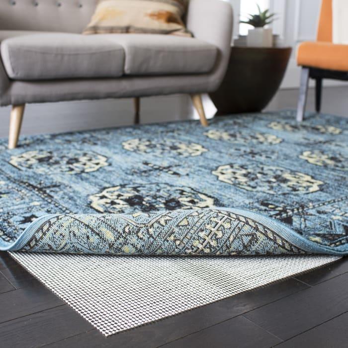 Ivory Polyester Rug 2.5' x 12'