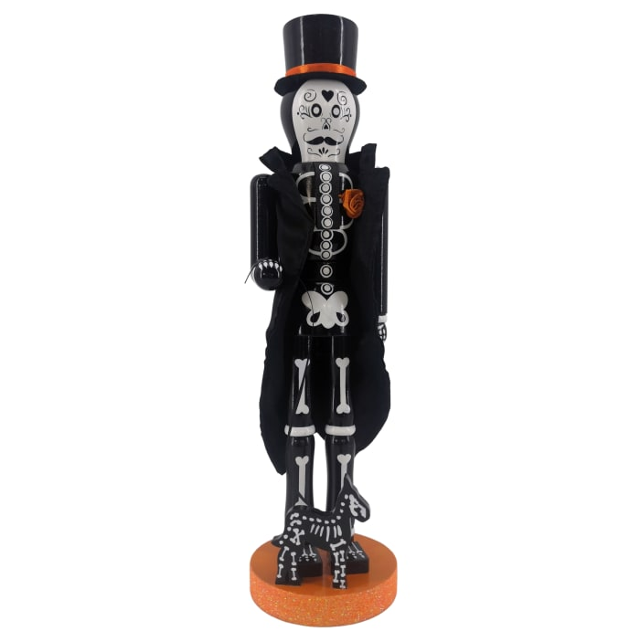 Halloween Boy Nutcracker