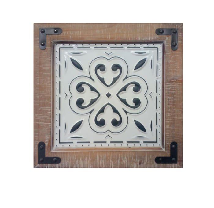 Wood&Tin Wall Art